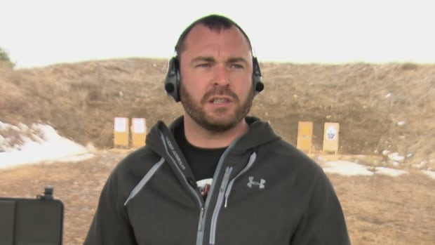 Innes Coun. Jody Mitic says that, if anything, his tweet was an attempt to show people what responsible and legal gun ownership looks like.