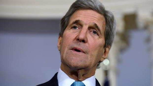 Secretary of State John Kerry said Thursday that ISIS violence against religious minorities was genocide.