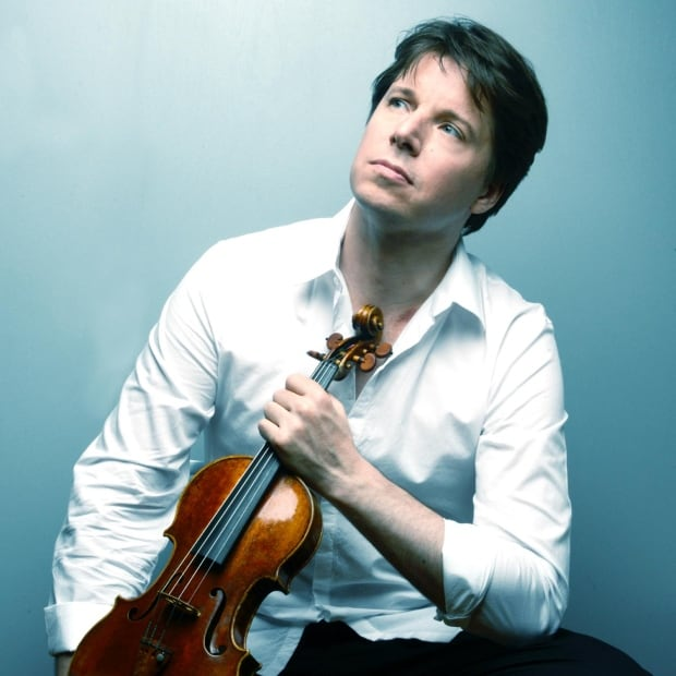 Joshua Bell. Photograph by Phil Knott