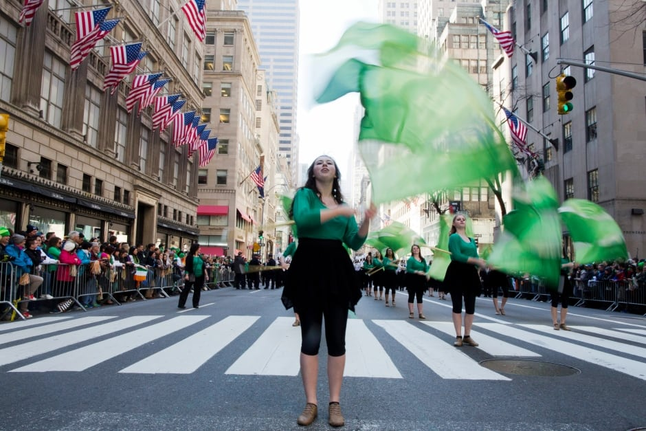 St Patricks Day Parade New York March 17 2016