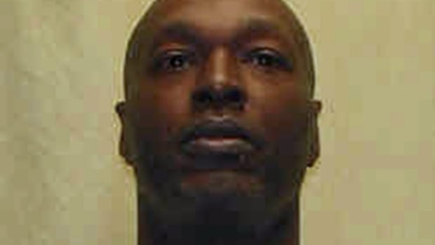 This undated Ohio Department of Rehabilitation and Correction photo shows death row inmate Romell Broom, whose 2009 botched execution was called off after two hours.
