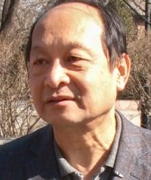 Political Economist Ding Yifan