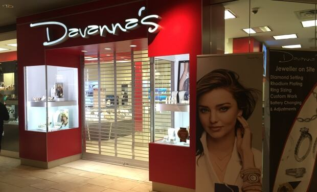 Davanna's jewelry store