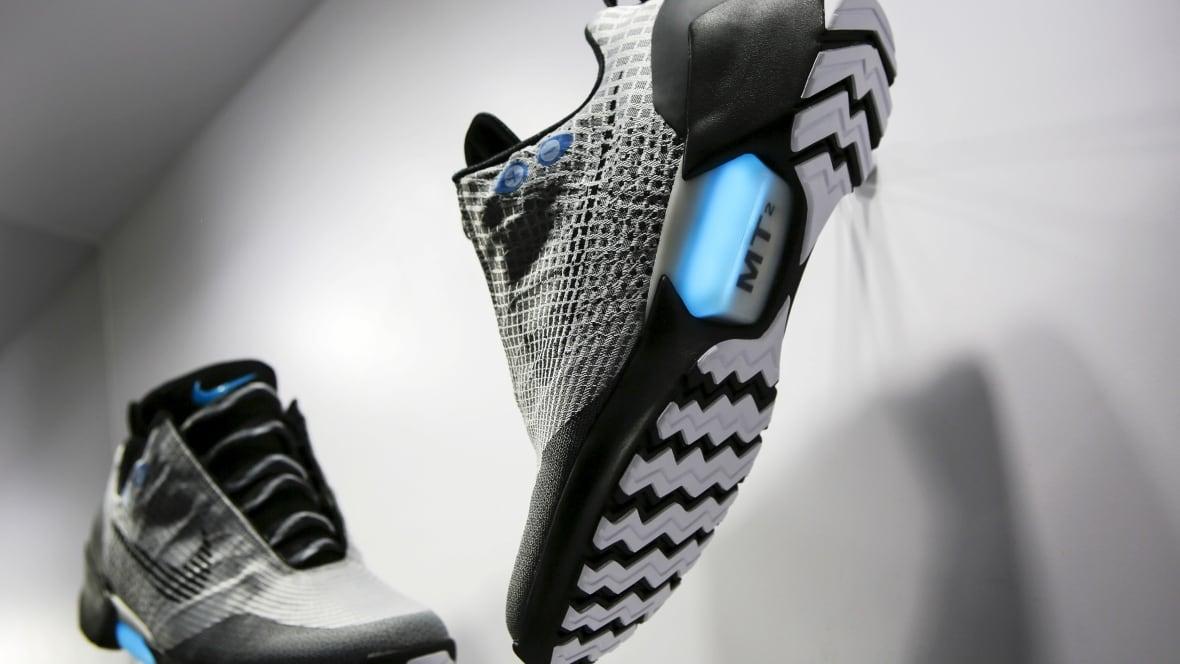 Nike Shoes Hyperadapt