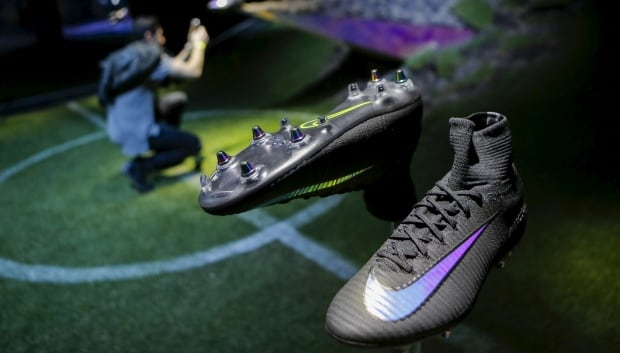 Nike Soccer boots cleats technology