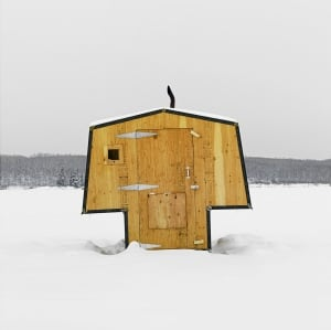 Saskatchewan Ice huts take 2