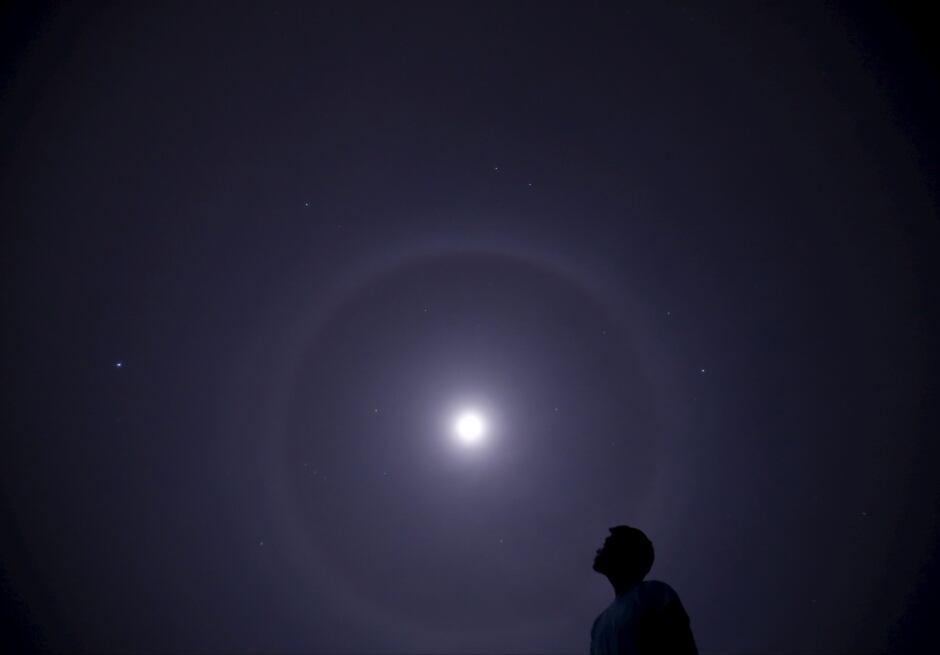 WIP NEPAL-Kathmandu March 15 2016 lunar halo