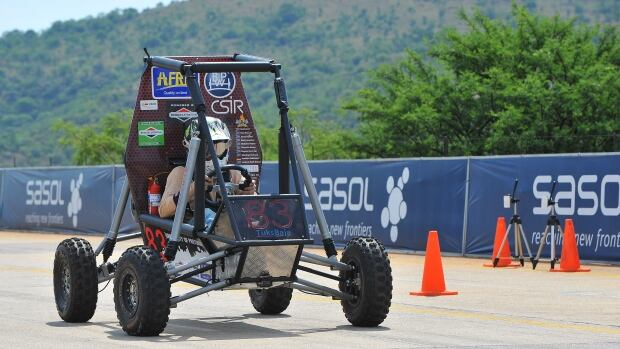 UPEI students will be taking part in the 2016 Baja SAE Competition in Rochester, N.Y. This is the first time the university is entering the competition and will be designing a Baja-style vehicle similar to the one pictured.