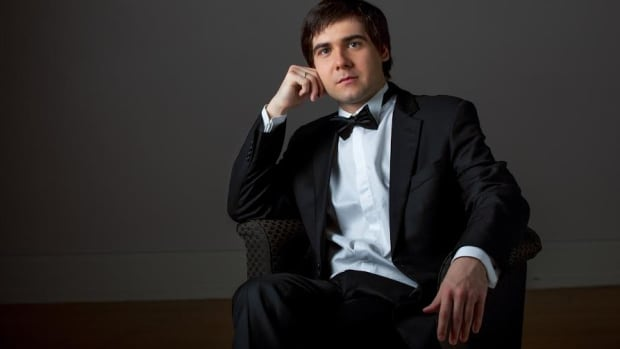 Ukraine-born Vadym Kholodenko is seen in this undated photo from the Van Cliburn International Piano Competition. The estranged wife of the internationally known pianist has pleaded not guilty to charges that she killed the couple's young daughters.