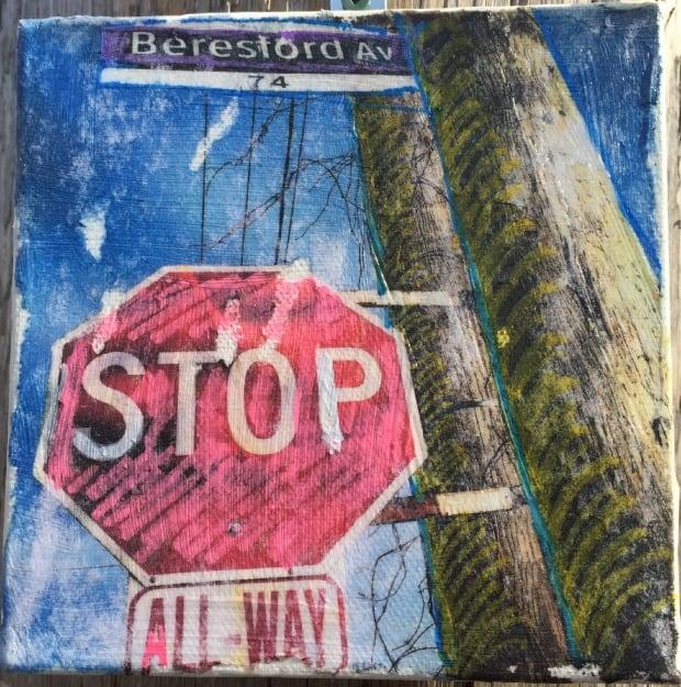 Molina's neighbourhood art