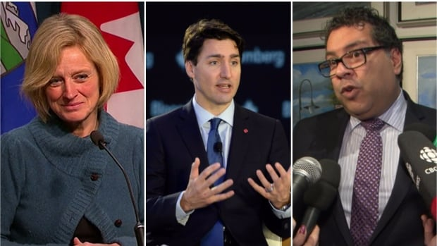 Alberta Premier Rachel Notley and Calgary Mayor Naheed Nenshi both spoke about their wishlists for the federal budget coming next week.