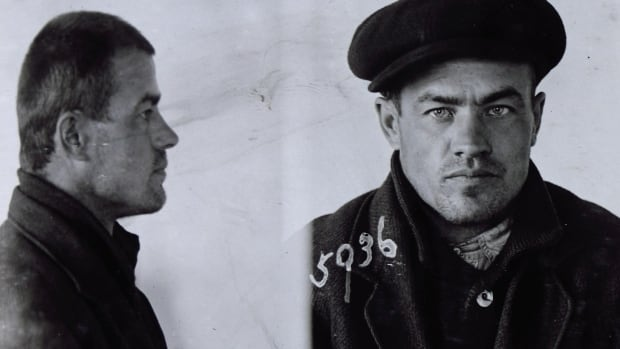 Harry Terlyski was a labourer born in Austria who was charged with vagrancy, breaking and entering, escaping custody and receiving stolen property in the early 20th Century in Calgary. He's just one of the faces captured by the Calgary police roughly a century ago, when the force's newly founded criminal identification bureau adopted photography to document criminal activity.