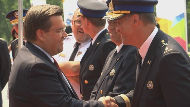 Denis coderre fire games