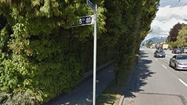 Vancouver police say a woman was attacked from behind by a stranger at Oak Street and West 48th Avenue on Friday, March 18, 2016 around 11 p.m. PT.