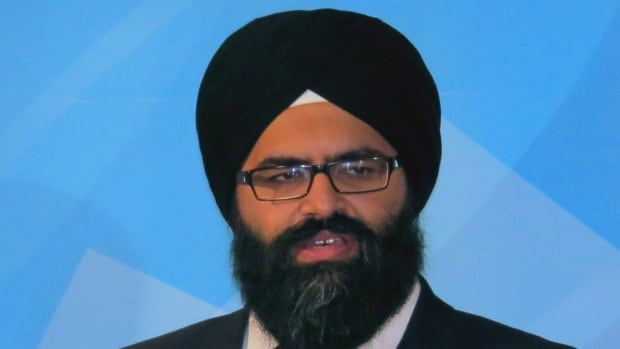 A special tactical operations team of the RCMP searched the median of Alberta's main highway Saturday, looking for personal effects belonging to a provincial politician who died in a car crash last November. Mounties say the search is not related in any way to the investigation of the collision that killed Calgary-Greenway Tory MLA Manmeet Bhullar.