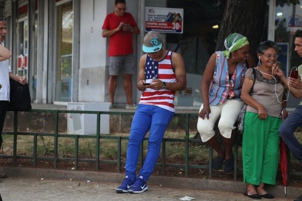 Cuba Obama visit