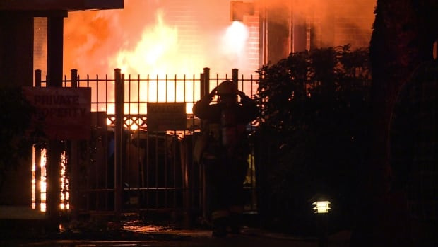 EAST VANCOUVER SENIORS HOME FIRE 2