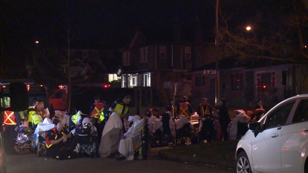 EAST VANCOUVER SENIORS HOME FIRE