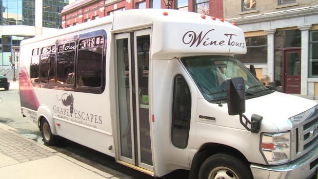 Taste Halifax has offered wine tours and this winter started offering brewery-specific tours.
