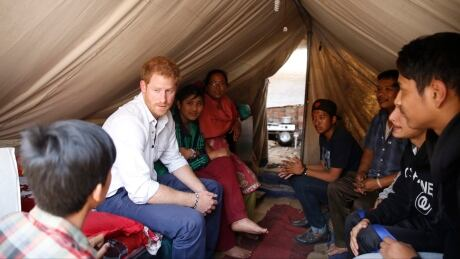 Nepal Royals Prince Harry