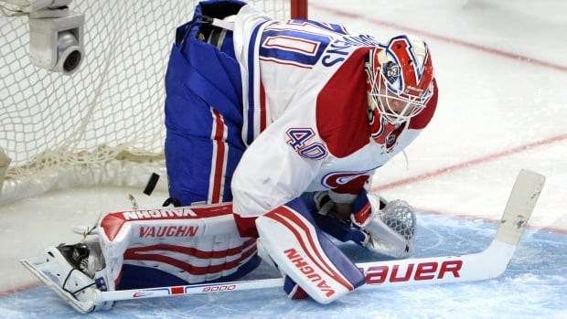 After a 5-0 loss in Ottawa on Saturday, the Montreal Canadiens limp home to play the Calgary Flames tonight.