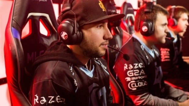 Mat Firorante, who plays as royal2, is a world-class Halo player. As part of a four-person team he won a major international competition and a share of a $1 million prize.