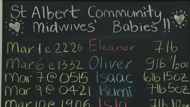 Some centres, including the St. Albert Community Midwives clinic, will have to close their doors when their funding runs out.