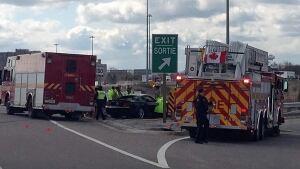 Hwy. 27. Fatal crash