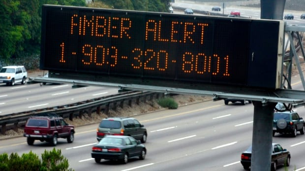 Amber Alerts are used in the U.S. and Canada to help disseminate information about missing children.