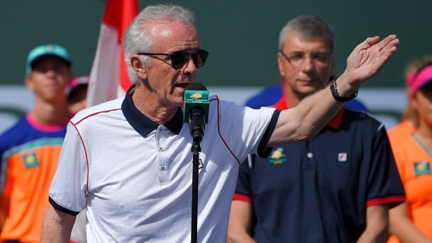 "Indian Wells tournament director Raymond Moore told reporters on Sunday that the women ""ride on the coattails of the men."" It was announced Monday that he had decided to step down from his position."
