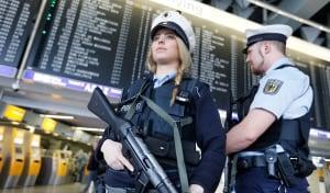 Germany Belgium Attacks Airport Security