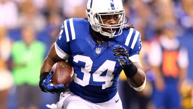 The Ravens would be Trent Richardson's fourth NFL team since being drafted in  2013.