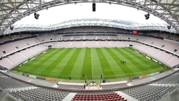 Allianz Rivieira Stadium in Nice, one of the Euro 2016 venues, will be operating under a high security level in light of the Brussels explosions and last November's Paris attacks.