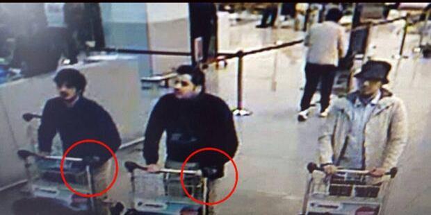 Belgium suspects (4x3 for photo gallery)