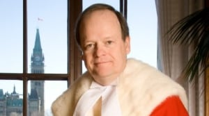 Justice Thomas Cromwell