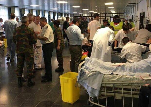 BELGIUM BRUSSELS TERROR ATTACKS