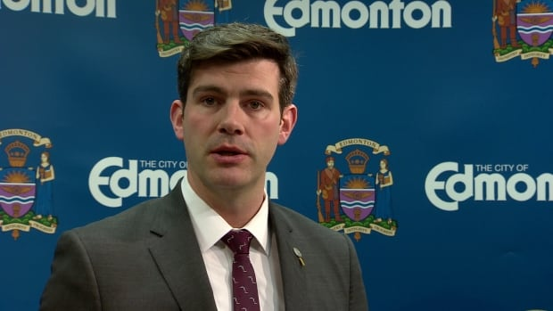 Mayor Don Iveson is happy the federal government has changed the eligibility requirements for transit projects.