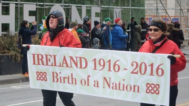 St. Patrick's Day Parade, 2016