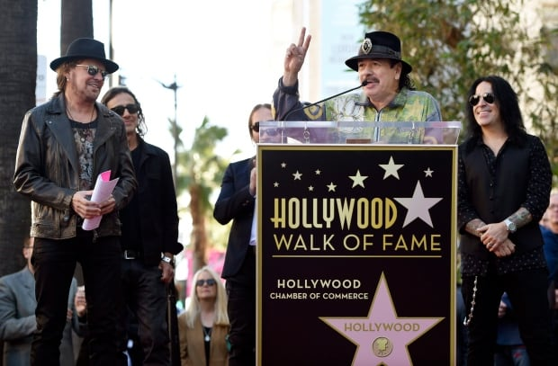 Mana Honored With a Star on the Hollywood Walk of Fame