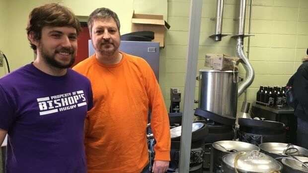 Since becoming enamored with English ales during a trip to the U.K., Professor Dale Wood has worked to master the science of brewing.
