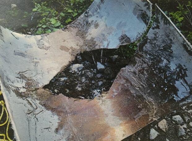 Northern Pulp pipeline failure that caused effluent leak