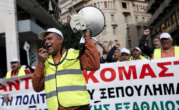 EUROZONE-GREECE/PRIVATISATION