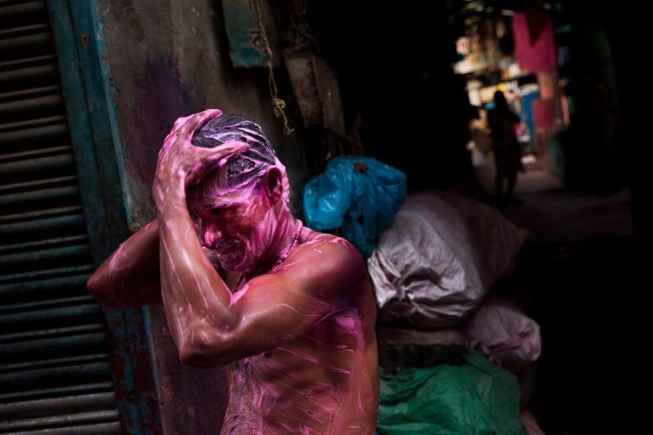 Holi 2016 Calcutta marks beginning of spring