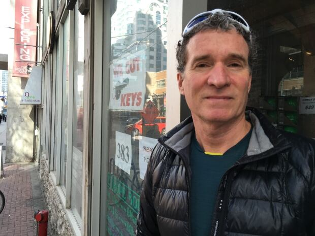 Joe Raftis -climber