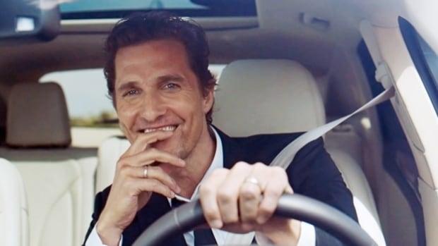 Irrelevant Show - Matthew McConaughey