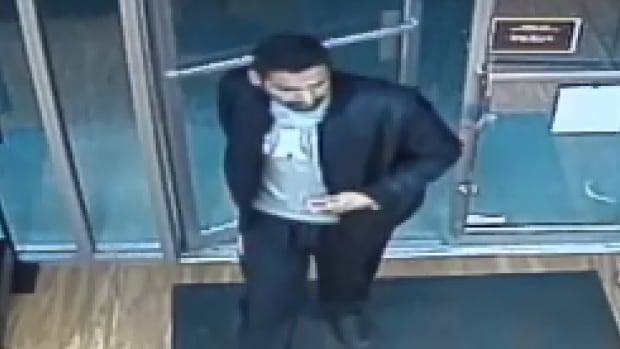 Abbotsford Police are looking for this man after a sexual assault in a store on South Fraser Way on March 14.
