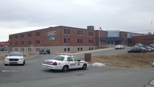 Cole Harbour High School is under lockdown this morning.