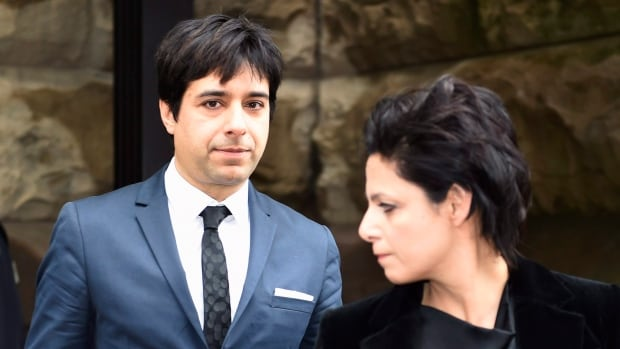 Jian Ghomeshi leaves court March 24 after being acquitted on all charges of sexual assault and choking following an eight-day trial in February. He's scheduled to be back in court in June to face a separate charge of sexual assault.