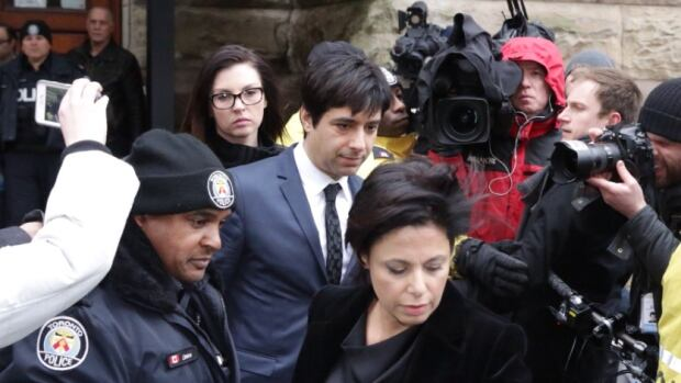 An Ontario Court of Justice judge has acquitted former CBC Radio host Jian Ghomeshi on four counts of sexual assault and one count of choking, saying there were significant issues raised about the credibility of complainants.
