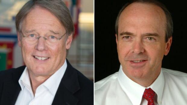 Harrie Vredenburg & Tim Marchant
